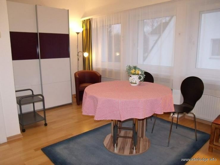 Bild 2: INTERLODGE Modern möbliertes Apartment - Nähe Bergmannsheil in Bochum-Ehrenfeld - sehr r...