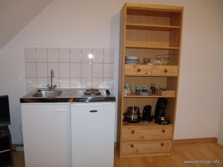 Bild 3: INTERLODGE Modern möbliertes Apartment - Nähe Bergmannsheil in Bochum-Ehrenfeld - sehr r...