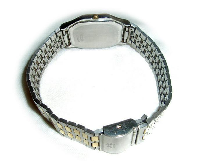 Bild 2: Elegante Herrenarmbanduhr von Junghans
