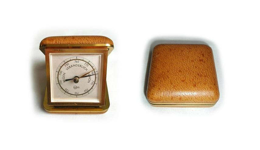 Seltenes Barometer v. Barigo