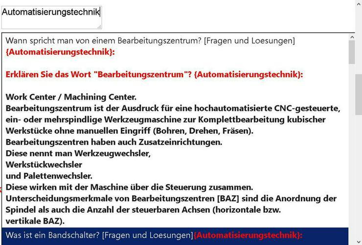 Bild 2: deutsch-deutsch Technik-Begriffe verstehen