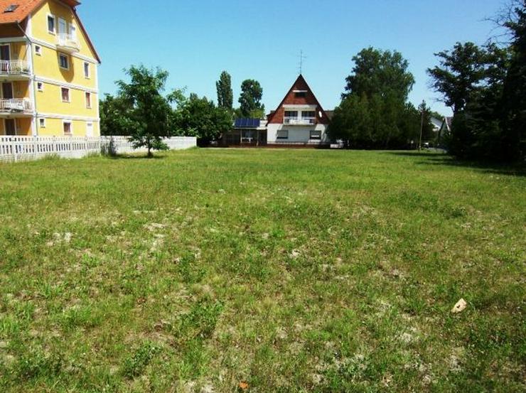 Baugrundstücke in einmaliger Balatonnähe - Auslandsimmobilien - Bild 1