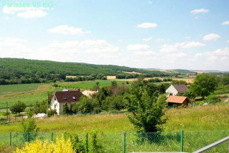 Bild 3: Baugrundstück mit Panoramablick
