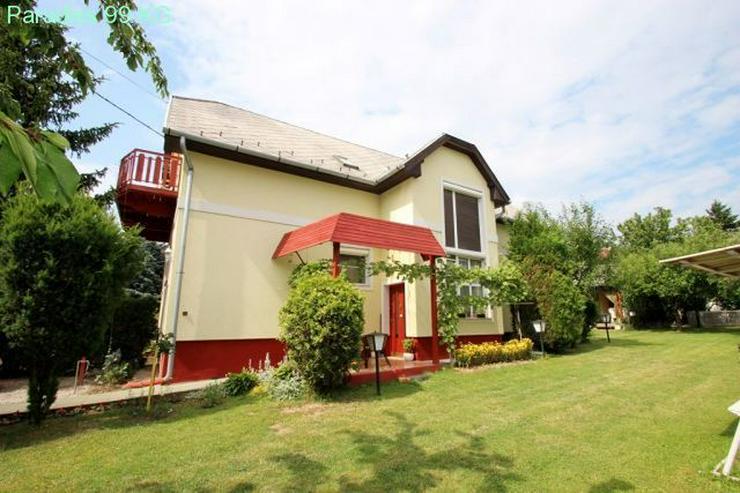 Wohnhaus u. Gästehaus in Héviz - Auslandsimmobilien - Bild 1