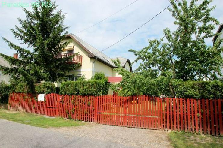 Bild 5: Wohnhaus u. Gästehaus in Héviz