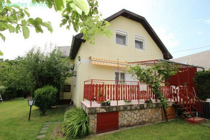 Bild 4: Wohnhaus u. Gästehaus in Héviz