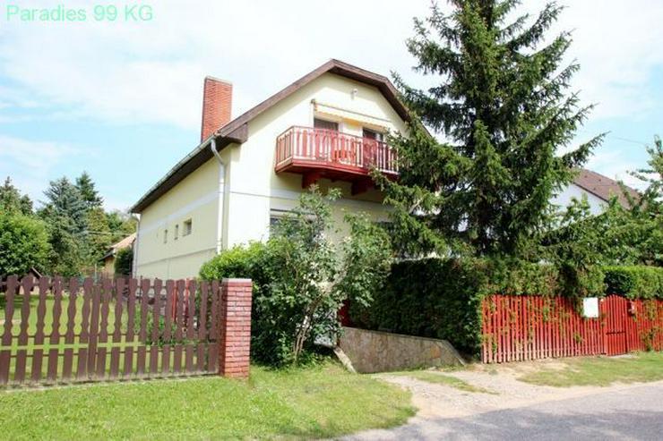 Bild 6: Wohnhaus u. Gästehaus in Héviz
