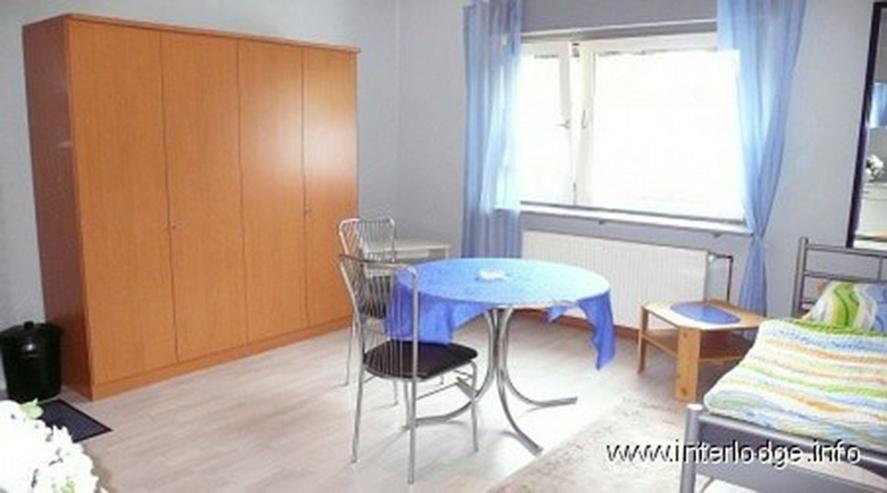 INTERLODGE Komplett möbliertes Gästezimmer Nähe Hauptbahnhof und Dortmunder City - Wohnen auf Zeit - Bild 1