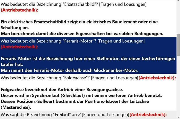 Technisches Englisch-Deutsch: Vokabeln