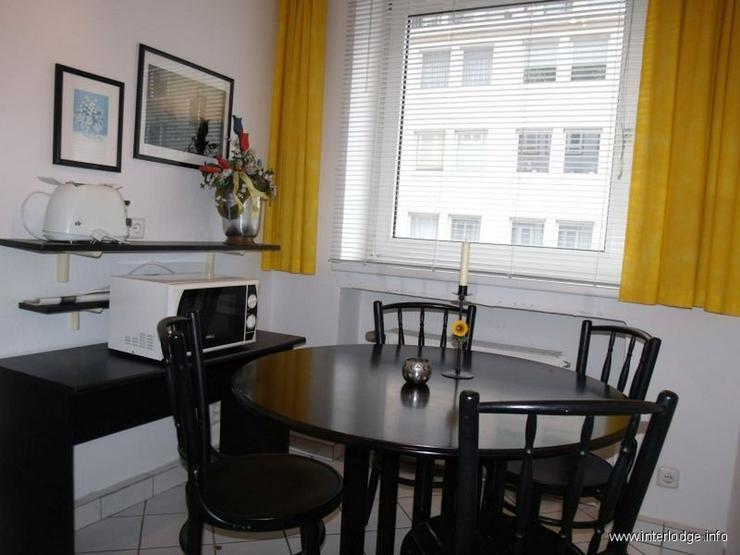 Bild 5: INTERLODGE Modern möblierte Etagenwohnung mit Balkon in bester Lage in Düsseldorf-Düsse...