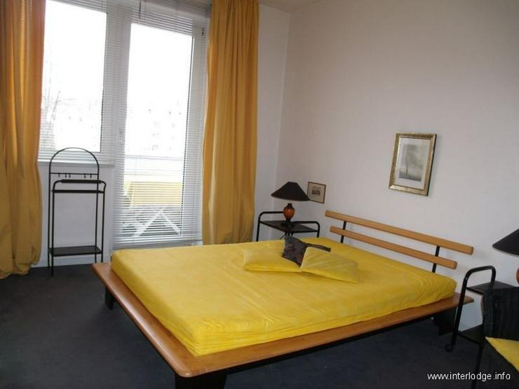 Bild 6: INTERLODGE Modern möblierte Etagenwohnung mit Balkon in bester Lage in Düsseldorf-Düsse...