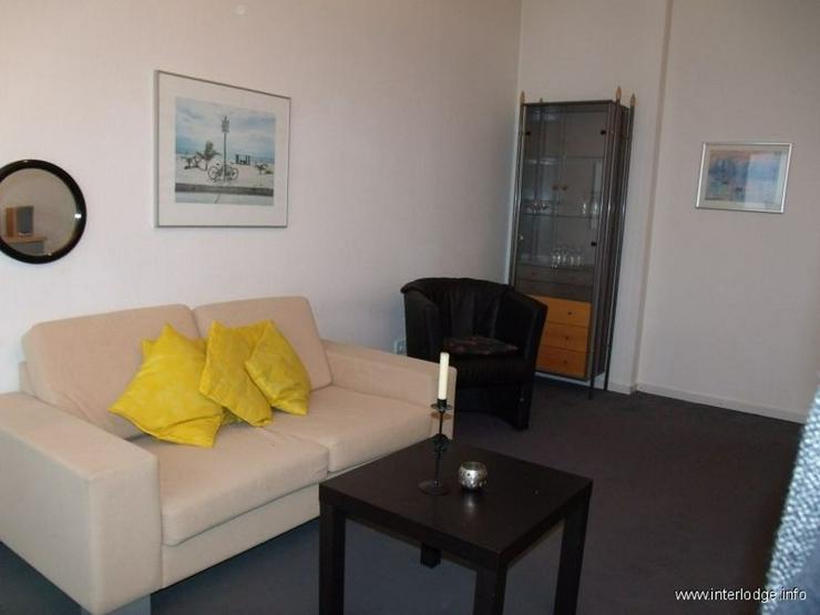 Bild 2: INTERLODGE Modern möblierte Etagenwohnung mit Balkon in bester Lage in Düsseldorf-Düsse...