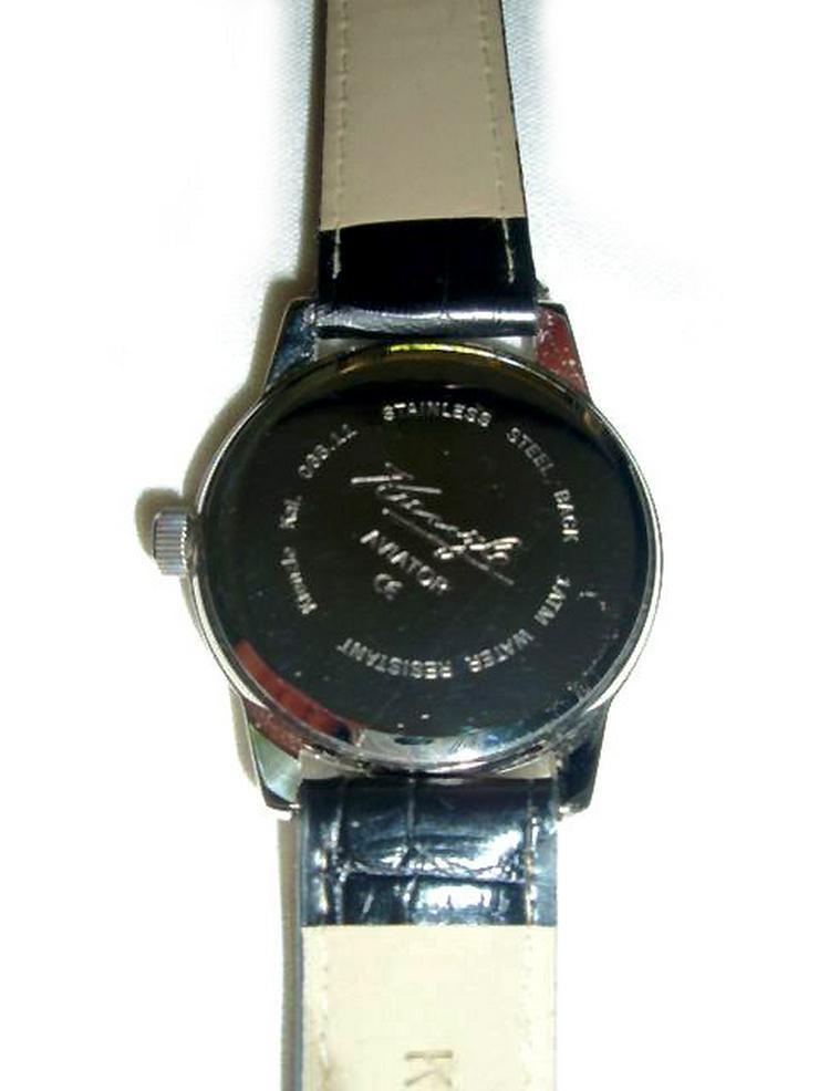 Bild 4: Neuwertige Herrenarmbanduhr von Kienzle