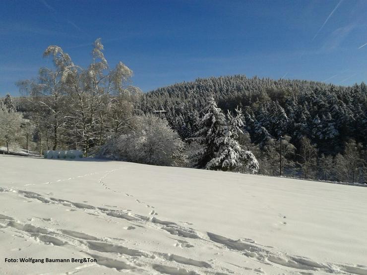 Schneeschuh Wanderung Fichtelgebirge 04.01.19