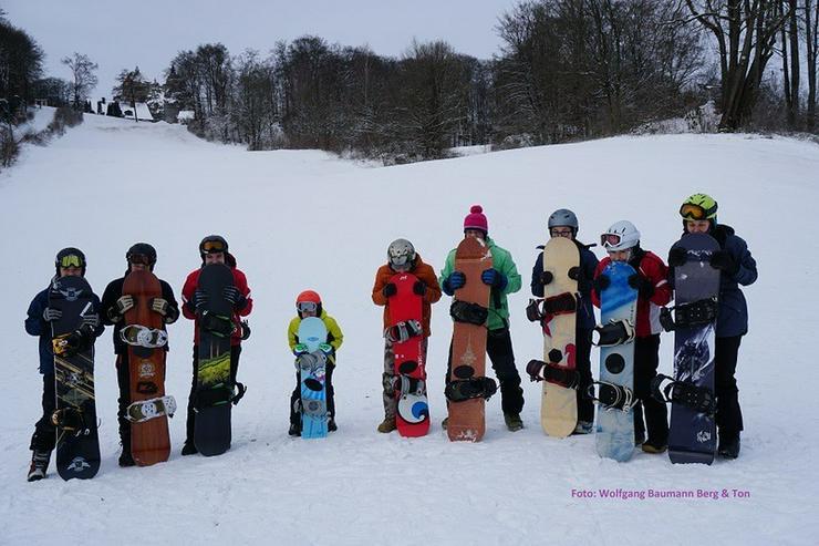 6 + 7 Jan 2019 Snowboard Anfänger