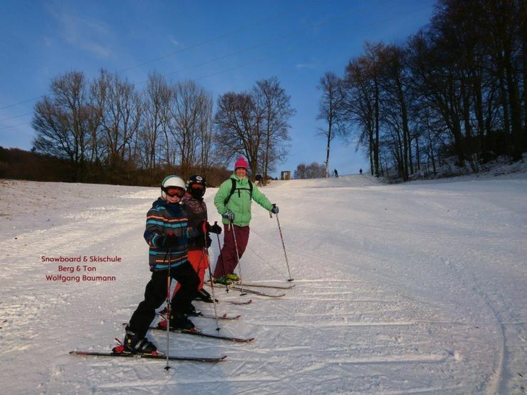 Skikurs fortgeschrittene Anfänger 12+13 Jan 19