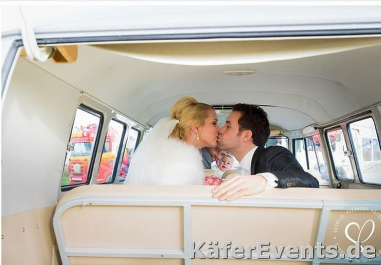 Bild 4: Hochzeitsauto Vw Bulli T1 oder T2 Bus mieten