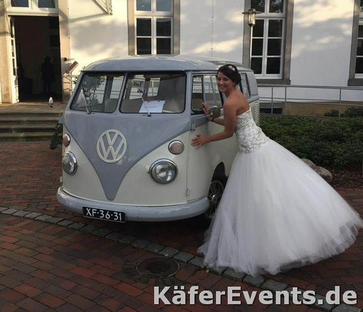 Bild 5: Hochzeitsauto Vw Bulli T1 oder T2 Bus mieten