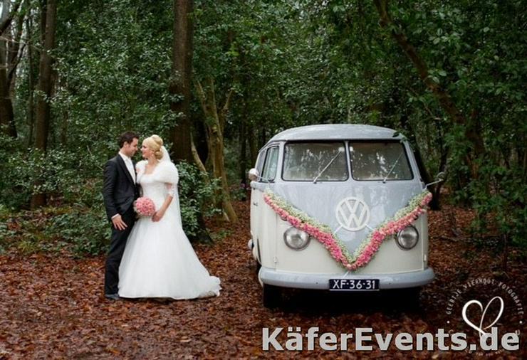 Bild 6: Hochzeitsauto Vw Bulli T1 oder T2 Bus mieten