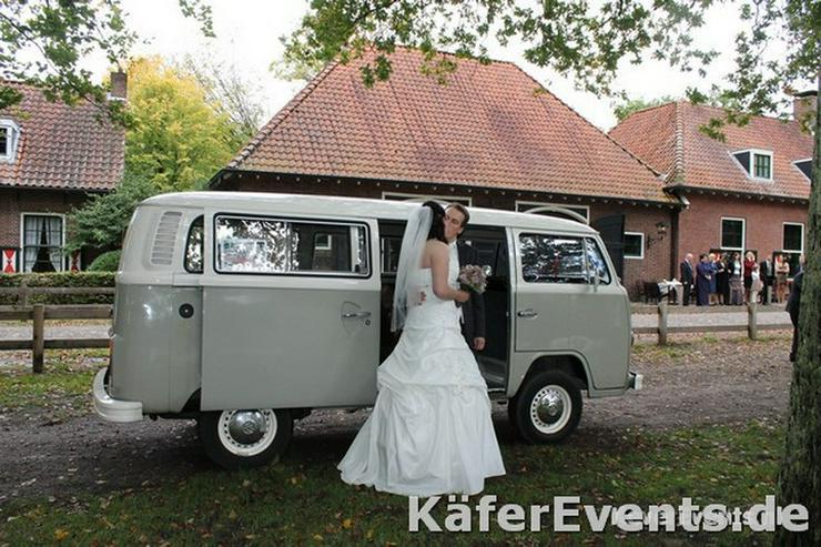 Bild 7: Hochzeitsauto Vw Bulli T1 oder T2 Bus mieten