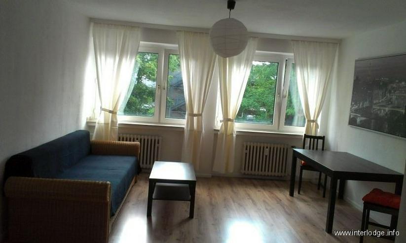 INTERLODGEKomplett möbliertes City-Apartment  in Essen Innenstadt Süd.