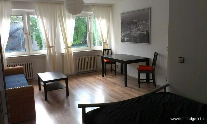 Bild 3: INTERLODGEKomplett möbliertes City-Apartment  in Essen Innenstadt Süd.