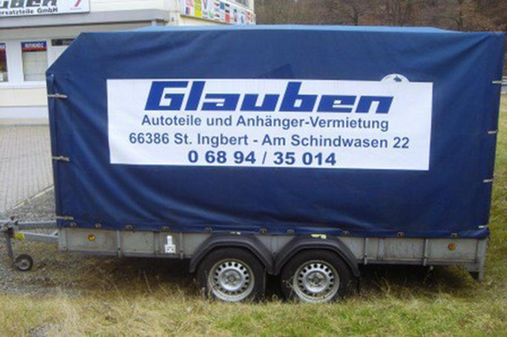 Bild 3: PKW Autotransporter mieten Anhängervermietung