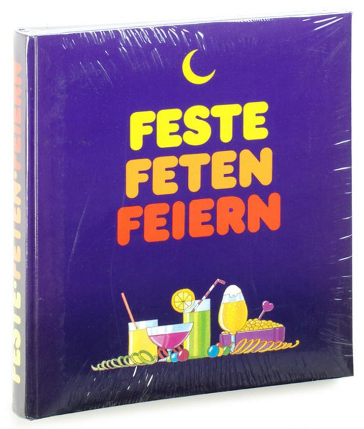 Fotoalben Feste-Feten-Feiern