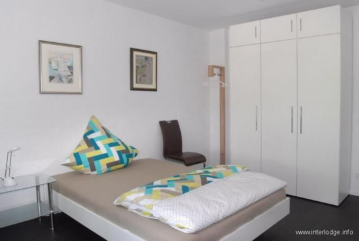 Bild 5: INTERLODGE D-Derendorf: Hochwertig und schick möblierte Wohnung mit 2 Schlafräumen und B...