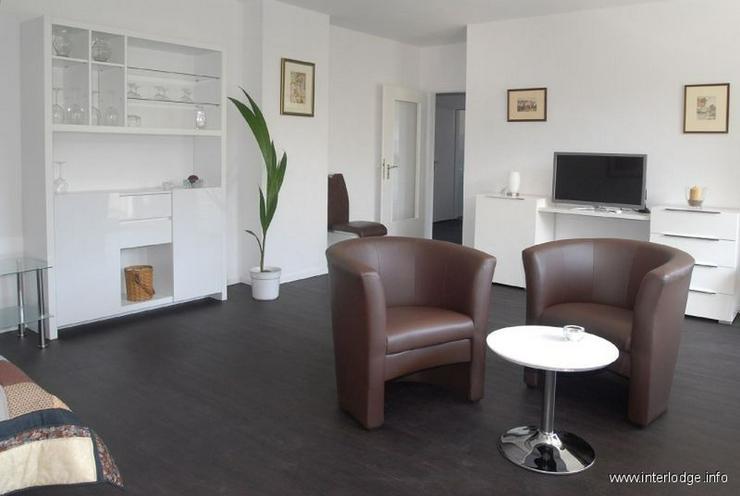 Bild 3: INTERLODGE D-Derendorf: Hochwertig und schick möblierte Wohnung mit 2 Schlafräumen und B...