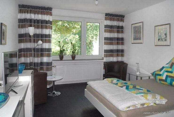 Bild 4: INTERLODGE D-Derendorf: Hochwertig und schick möblierte Wohnung mit 2 Schlafräumen und B...