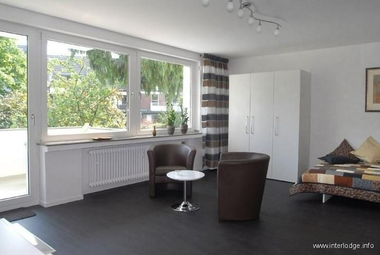 Bild 2: INTERLODGE D-Derendorf: Hochwertig und schick möblierte Wohnung mit 2 Schlafräumen und B...