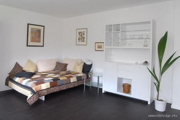 INTERLODGE D-Derendorf: Hochwertig und schick möblierte Wohnung mit 2 Schlafräumen und B...
