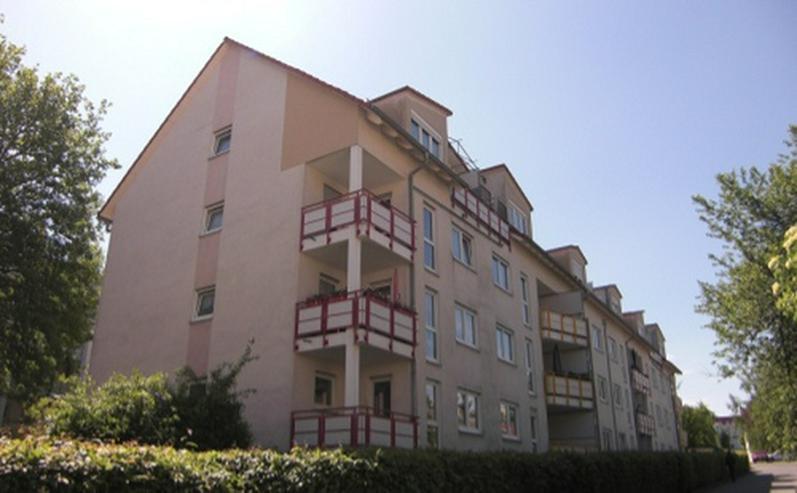 Schöne 3-Raum-Wohnung mit Balkon!