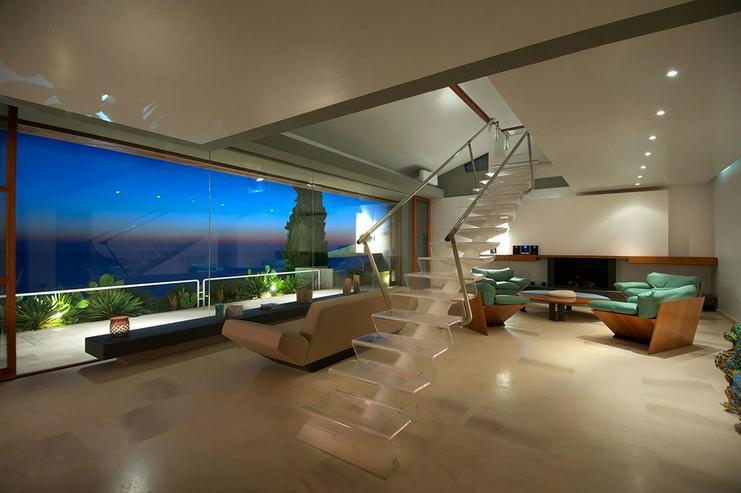 Bild 3: Luxuriöse Villa mit Meerblick
