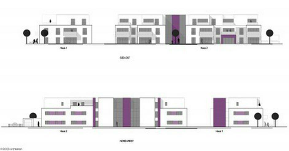 Bild 2: Mehrgenerationen - Wohnprojekt   Erlöserquartier Herten