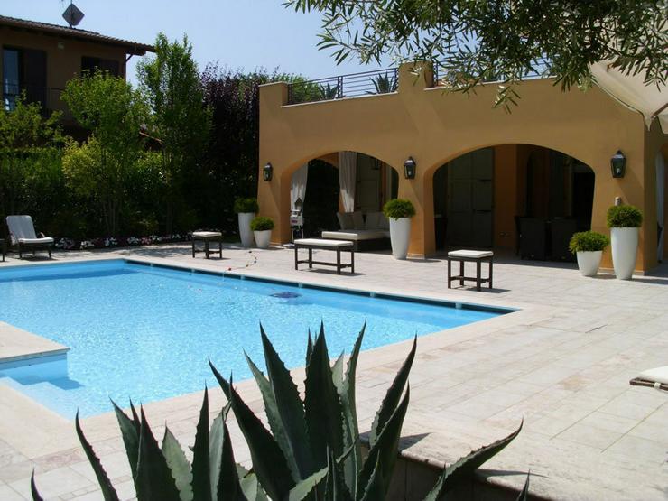 Bild 2: Luxuriöse Villa am Garda See
