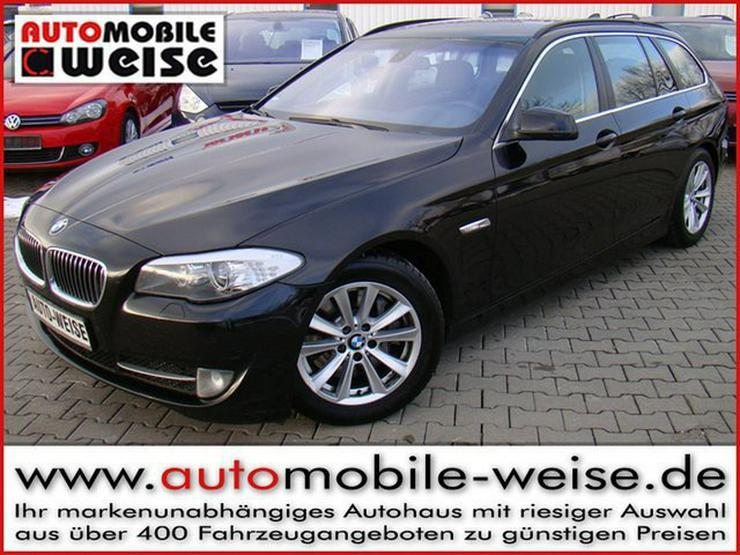 BMW 530d Touring Navi Xenon Standheizung PDC
