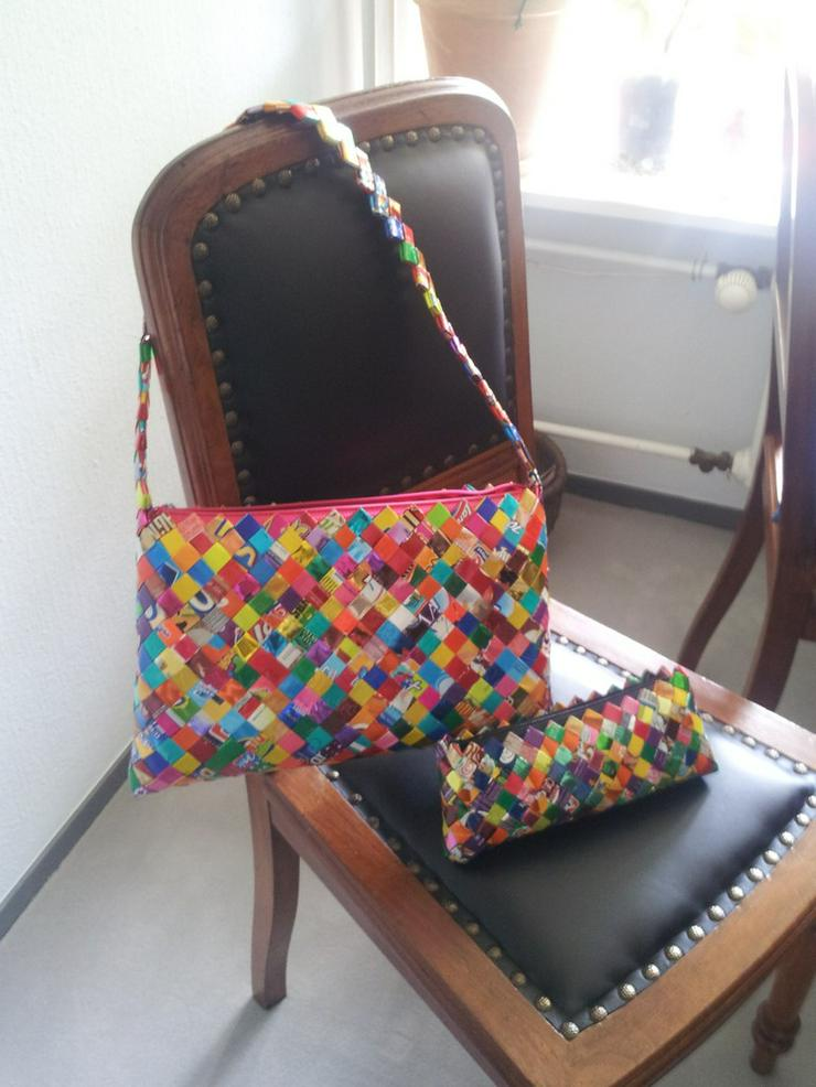Stylische Sommertaschen:  Neue Wrapper Taschen
