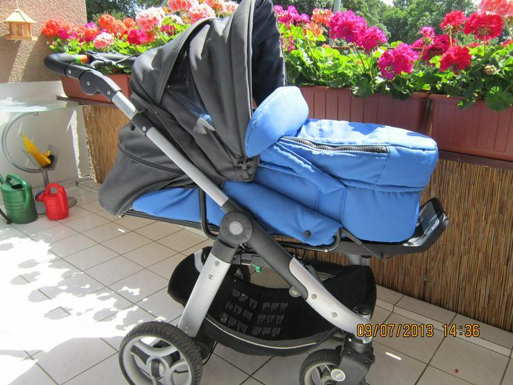 Teutonia Kinderwagen-Kombi, NEU-wertig