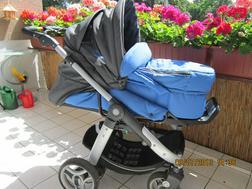 Teutonia Kinderwagen Kombi NEU wertig - Kinderwagen - Bild 1