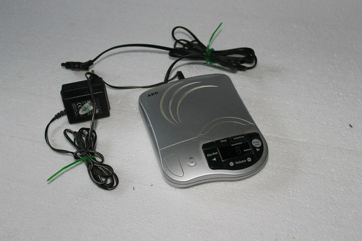 Anrufbeantworter AEG drive digital