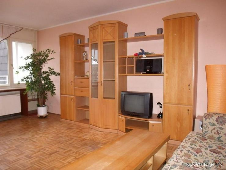 Bild 2: INTERLODGE E-Steele-Horst: Komplett möblierte Wohnung mit 3 Schlafzimmern und Balkon