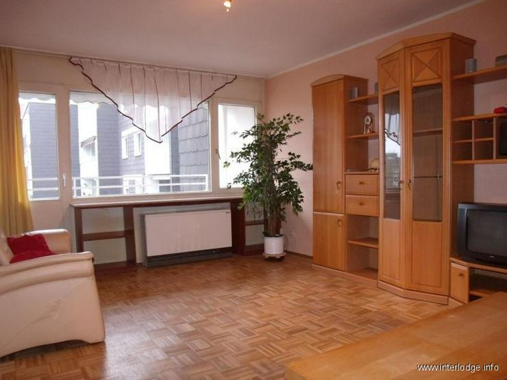 INTERLODGE E-Steele-Horst: Komplett möblierte Wohnung mit 3 Schlafzimmern und Balkon