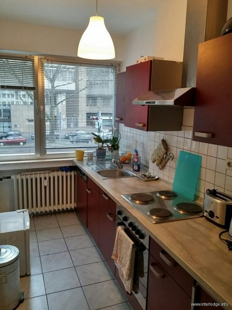 Bild 4: INTERLODGE Möblierte Wohnung mit Stellplatz, Lift und Internet im Japanischen Viertel in ...