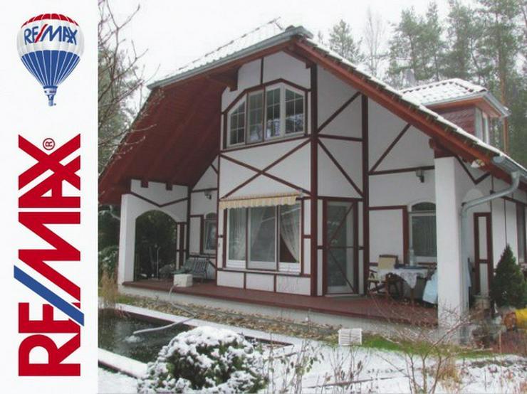 Idyllisches Einfamilienhaus in Borkheide - Haus kaufen - Bild 1