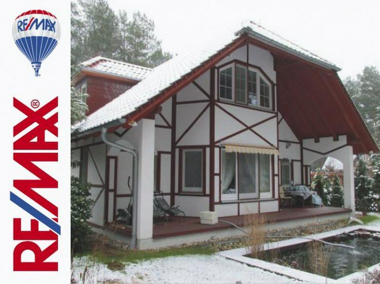 Bild 2: Idyllisches Einfamilienhaus in Borkheide