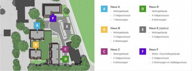 Bild 2: reserviert - NEUBAU - Penthousewohnung im Herzen Halstenbeks - provisionsfrei