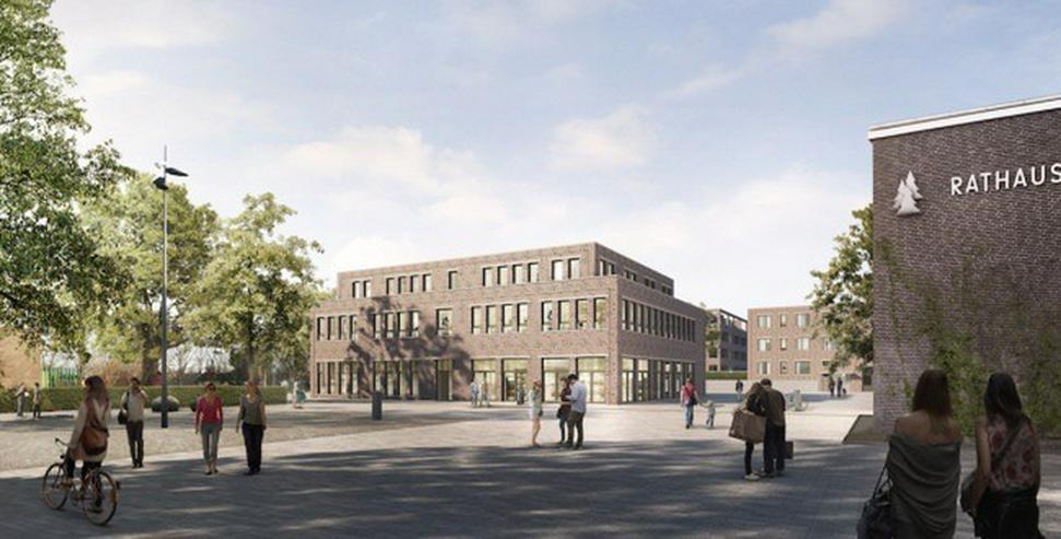 Bild 3: reserviert - NEUBAU - Penthousewohnung im Herzen Halstenbeks - provisionsfrei