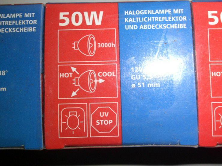 Bild 4: Halogenlampe mit Kaltlichtreflektor
